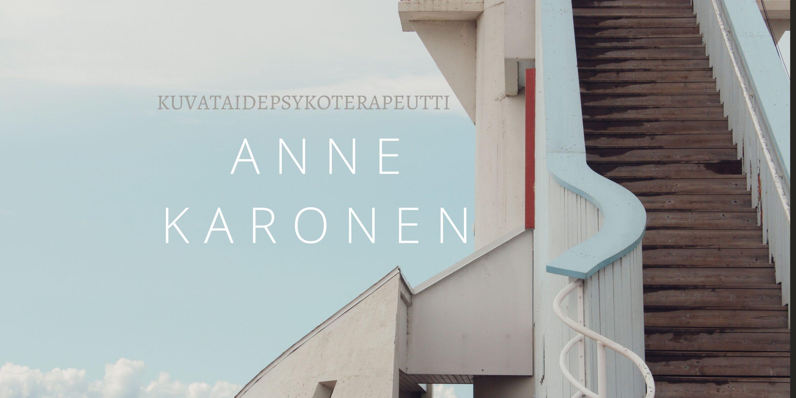 Anne Karonen